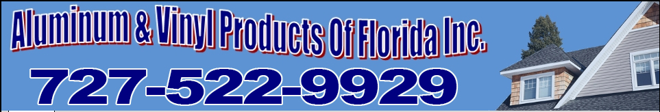 aluminum & vinyl products of florida